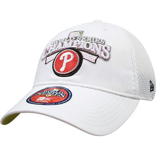 Philadelphia Phillies 2008 World Series Champions Womens Cap Wish List 6